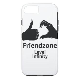 Illustration Friendzone Level Infinity iPhone 8/7 Case