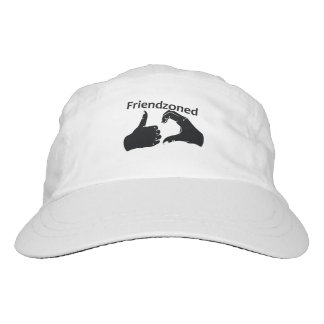 Illustration Friendzoned Hands Shape Hat