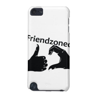 Illustration Friendzoned Hands Shape iPod Touch 5G Case