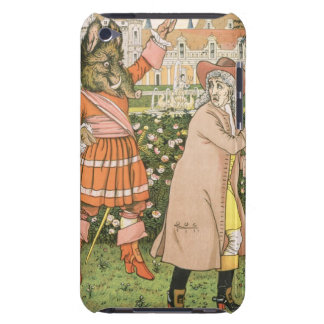 Illustration from Beauty and the Beast, 1901 (colo iPod Touch Case