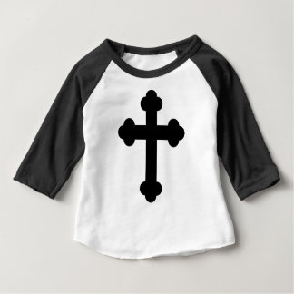 Illustration Of A Cross Baby T-Shirt
