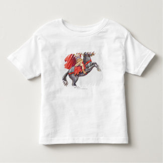 Illustration of Alexander the Great T-shirt