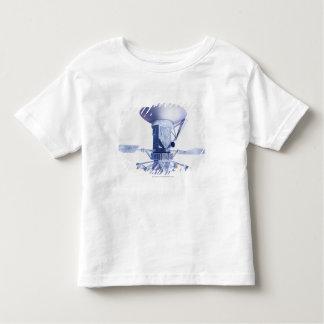 Illustration of Magellan spacecraft T-shirts