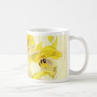 Illustration of Stanhopea wardii Coffee Mug