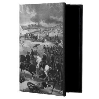 Illustration of the Battle of Gettysburg iPad Air Case
