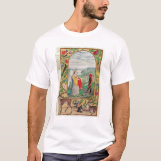 Illustration of the fourth parable T-Shirt