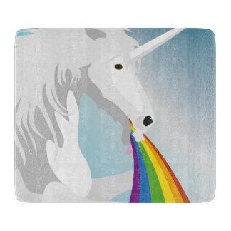 Illustration puking Unicorns Boards