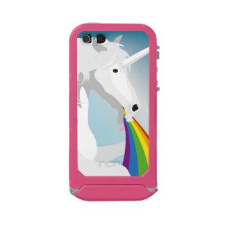 Illustration puking Unicorns Incipio ATLAS ID™ iPhone 5 Case