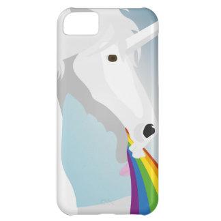 Illustration puking Unicorns iPhone 5C Covers