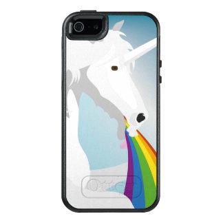 Illustration puking Unicorns OtterBox iPhone 5/5s/SE Case