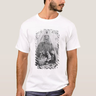 Illustration `The Pickwick Papers' by Charles T-Shirt
