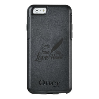Illustration True Love Feather OtterBox iPhone 6/6s Case