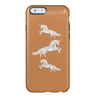 Illustration White Unicorn Incipio Feather® Shine iPhone 6 Case