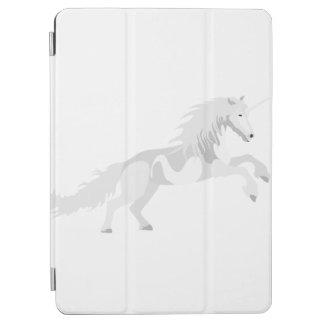 Illustration White Unicorn iPad Air Cover