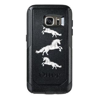 Illustration White Unicorn OtterBox Samsung Galaxy S7 Case
