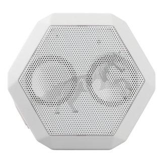 Illustration White Unicorn White Bluetooth Speaker