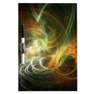 illustration with high detail and vibrant colors Dry-Erase whiteboards