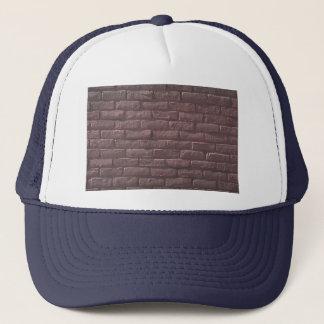 Illustrative Red brick wall Trucker Hat