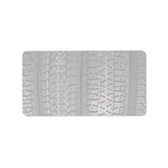 Illustrative Tires Label