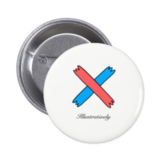 Illustratively Button Badge