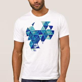 Illustrator Inspired Triangles T-Shirt