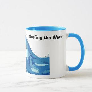 illysurfing, Surfing the Wave Mug