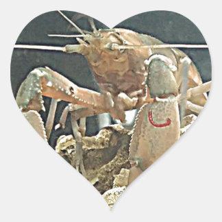 ilovecrayfish02062559 heart sticker