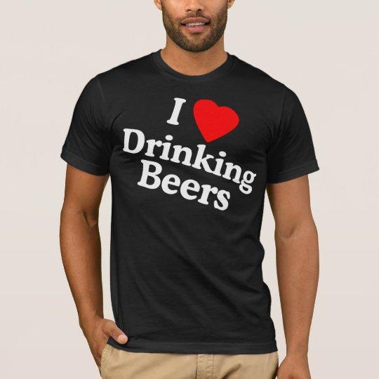 ilovedrinkingbeers T-Shirt
