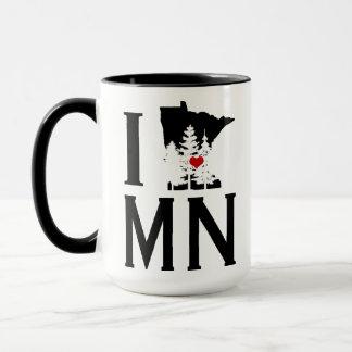 iLOVEmn Mug