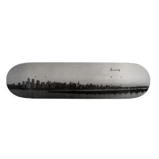 iloveny skate board deck