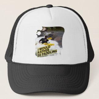 ILovePaddling Design 1 Trucker Hat