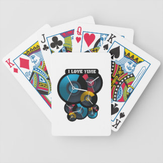 ILOVETIME BICYCLE PLAYING CARDS