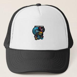 ILOVETIME TRUCKER HAT