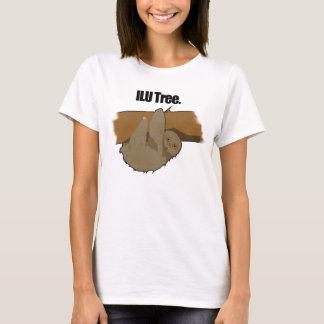 ILU Tree. T-Shirt