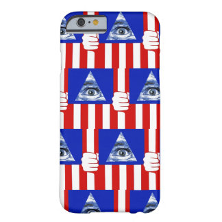 Iluminati Barely There iPhone 6 Case