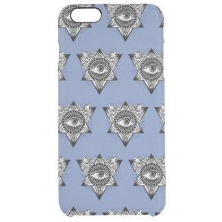 Iluminati Clear iPhone 6 Plus Case