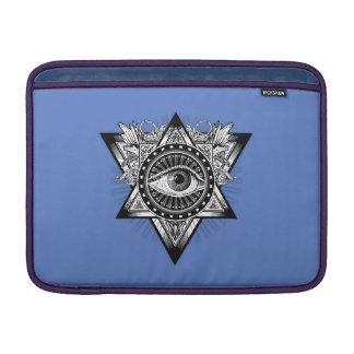 Iluminati MacBook Sleeve