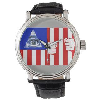 Iluminati Watch