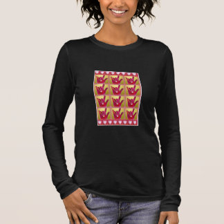 ILY Multi Hearts & Hands T-Shirt