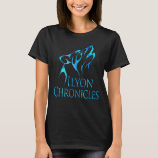 Ilyon Chronicles Women's Wolf T-Shirt