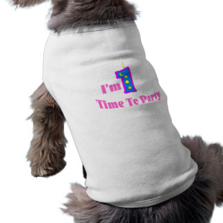 I'm 1 Time To Party Shirt