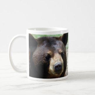 I'm a bear without my coffee coffee mug