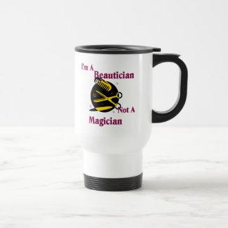 I'm a Beautician not a Magician Mug