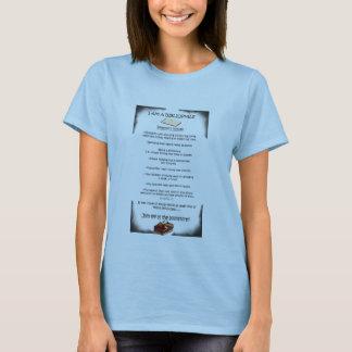 I'm a Bibliophile T-Shirt
