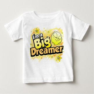 I'm a Big Dreamer Baby T Baby T-Shirt