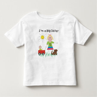 I'm a Big Sister (Blond) T-Shirt