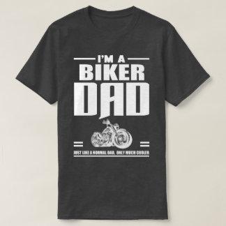 I'm a Biker DAD Fathers' Gift T-Shirt