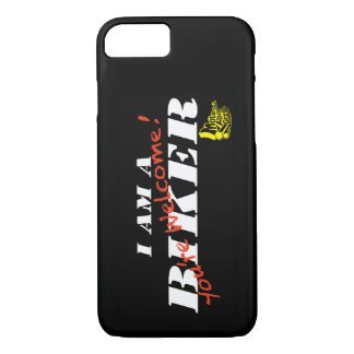 I'm A Biker Phone Cover