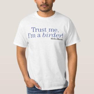 I'm a Birder T-Shirt