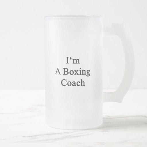 I'm A Boxing Coach Coffee Mug